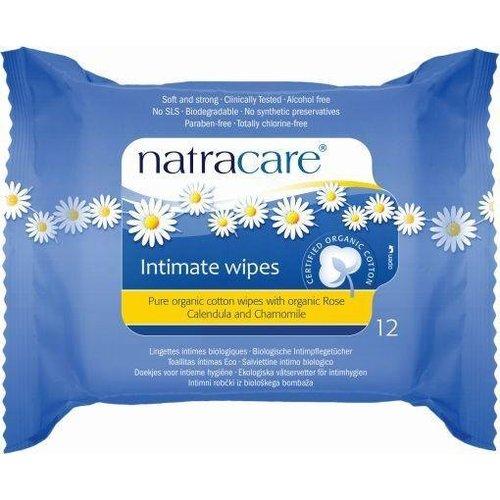 Natracare Natracare Hygienische doekjes (12st)