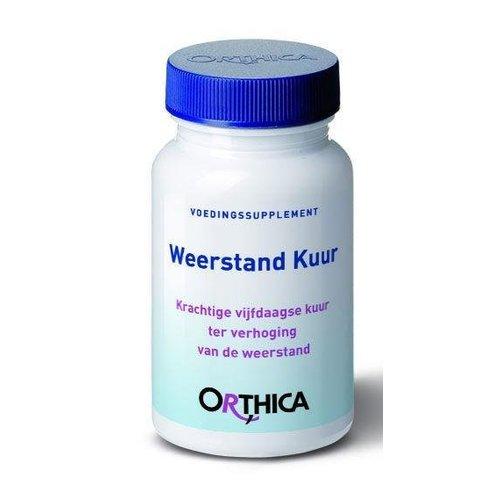 Orthica Weerstand Kuur (30ca)
