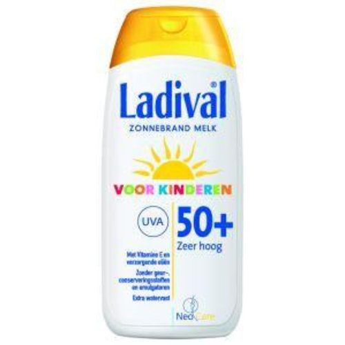 Ladival Ladival Melk kind SPF 50+ (200ml)