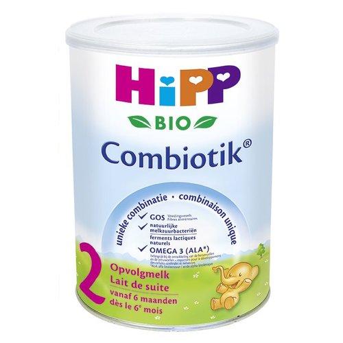 Hipp Hipp 2 Combio opvolgmelk vanaf 6 maand (900g)