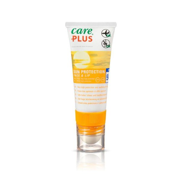 Sun protection face & lip 50+ (20ml)