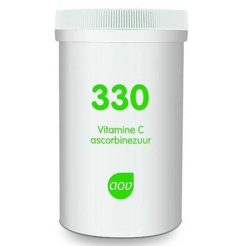 AOV AOV 330 Vitamine C Ascorbinezuur (250g)