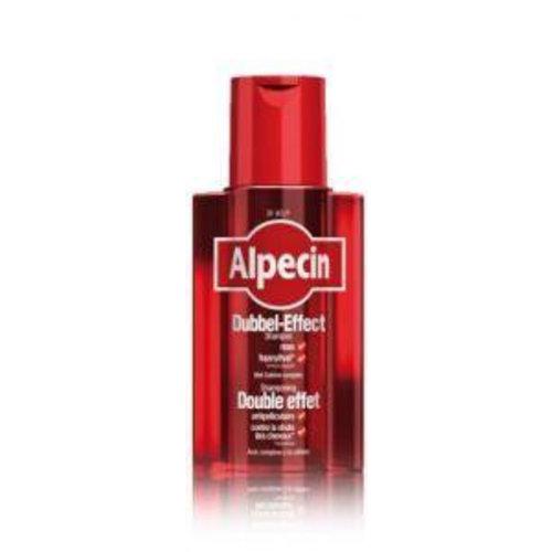 Alpecin Dubbel effect shampoo (200ml)