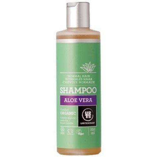 Urtekram Urtekram Shampoo normaal aloe vera (250ml)