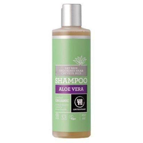 Urtekram Urtekram Shampoo aloe vera droog haar (250ml)