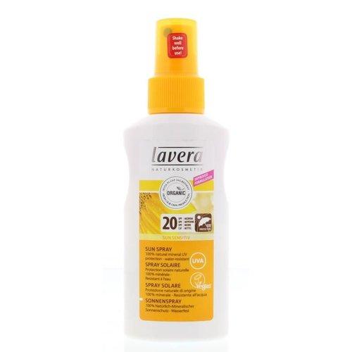 Lavera Lavera Sun spray SPF20 (125ml)