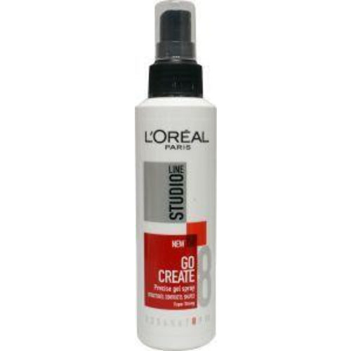 L'Oreal Loreal Studio line fix gel super strong vapo (150ml)