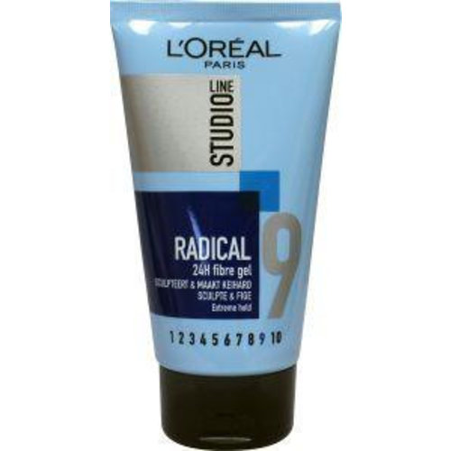 L'Oreal Loreal Studio line special FX radical (150ml)