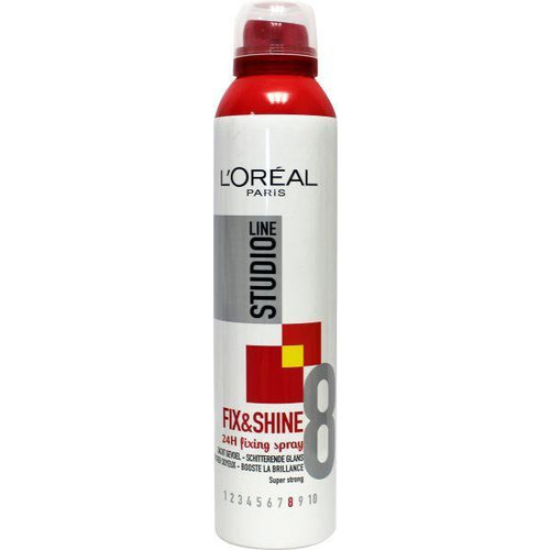 L'Oreal Loreal Studio line fixing spray super strong (250ml)