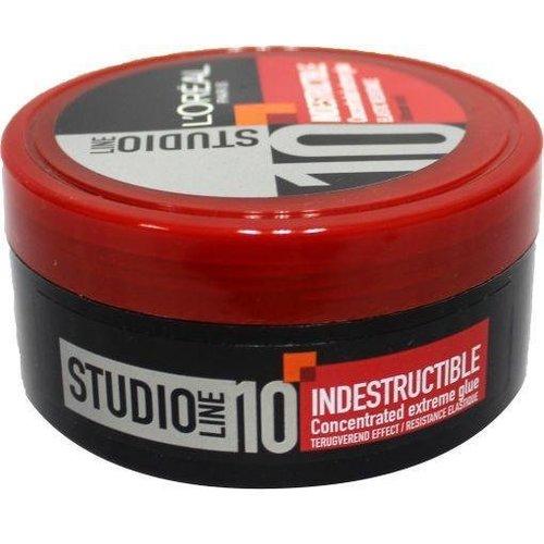 L'Oreal Loreal Studio line indestructible gel glue (150ml)