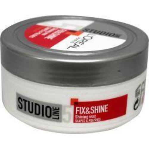 L'Oreal Loreal Studio line high gloss wax pot (75ml)