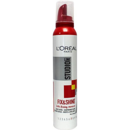 L'Oreal Loreal Studio line mousse extra strong (200ml)