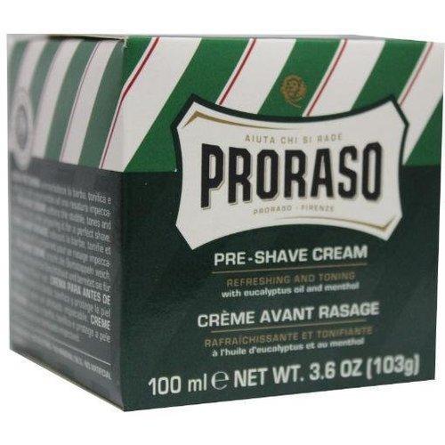 Proraso Proraso Preshave creme eucalyptus/menthol (100ml)