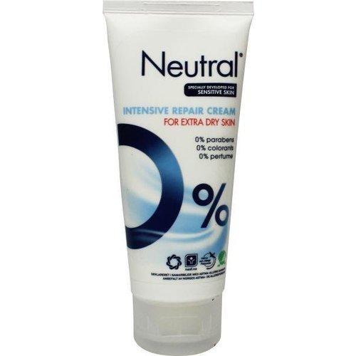 Neutral Neutral Intensive repair cream 0% (100ml)