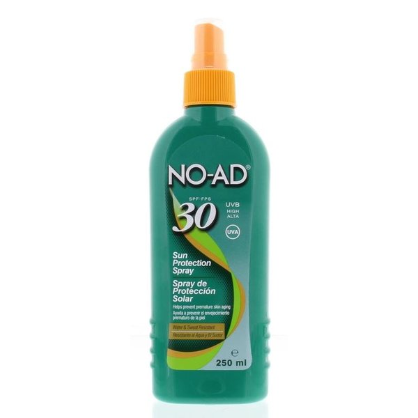 Zonnebrand spray factor 30 (250ml)