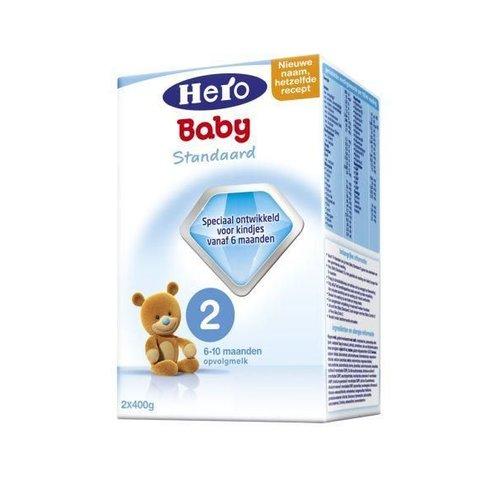 Hero Hero Hero 2 Opvolgmelk standaard (800g)