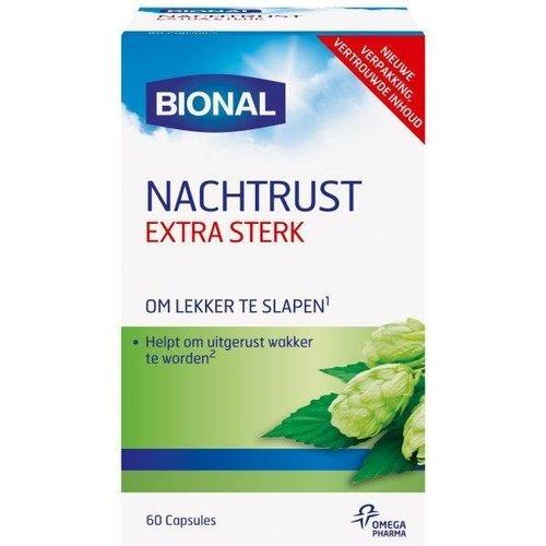 Bional Bional Nachtrust extra sterk (60ca)