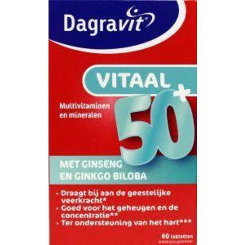 Dagravit Dagravit Vitaal 50+ blister (60tb)