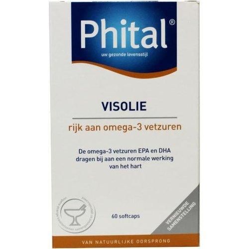 Phital Phital Visolie (60ca)