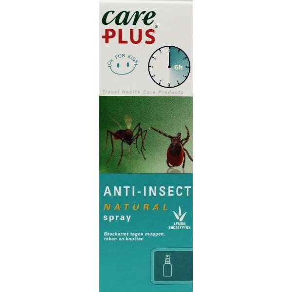 Anti insect natural spray Tegen Insecten (60ml)
