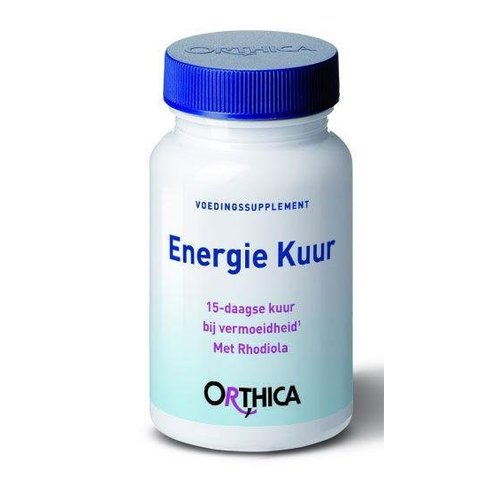 Orthica Energie kuur (30tb)