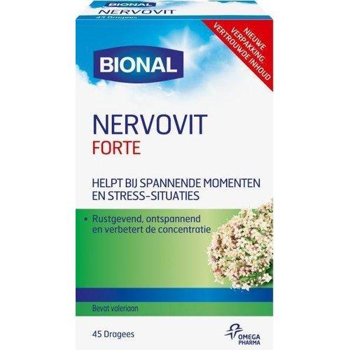 Bional Bional Nervovit forte (45drg)
