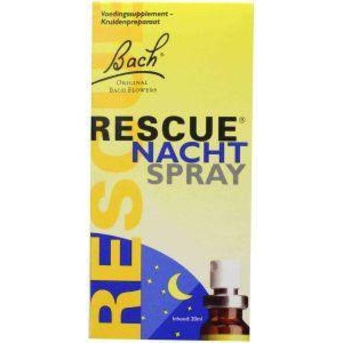 Bach Bach Rescue remedy nacht spray (20ml)