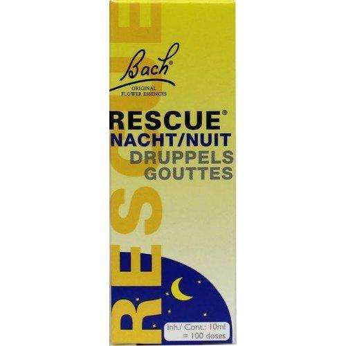 Bach Bach Rescue remedy nacht druppels (10ml)