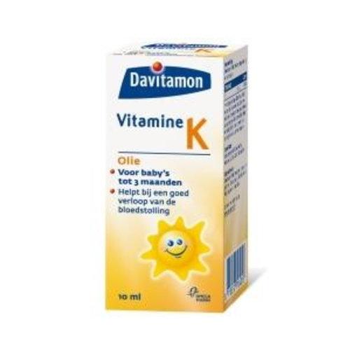 Davitamon Vitamine K olie (10ml)