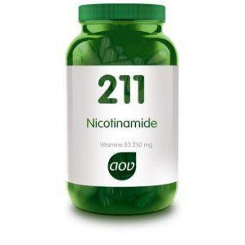 AOV 211 Nicotinamide 250 mg (100ca)