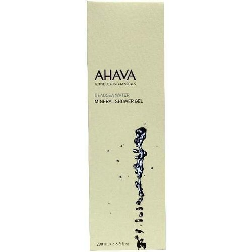 Ahava Ahava Mineral showergel (200ml)