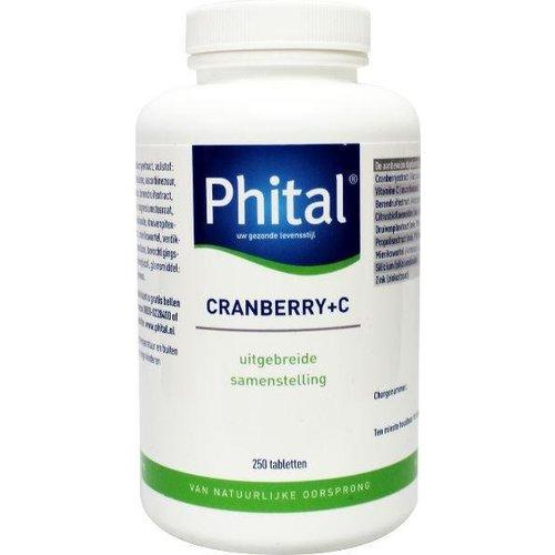 Phital Phital Cranberry + (250tb)