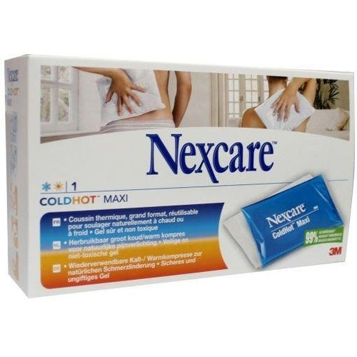 Nexcare Nexcare Cold hot pack maxi 30 x 20 inclusief hoes (1st)