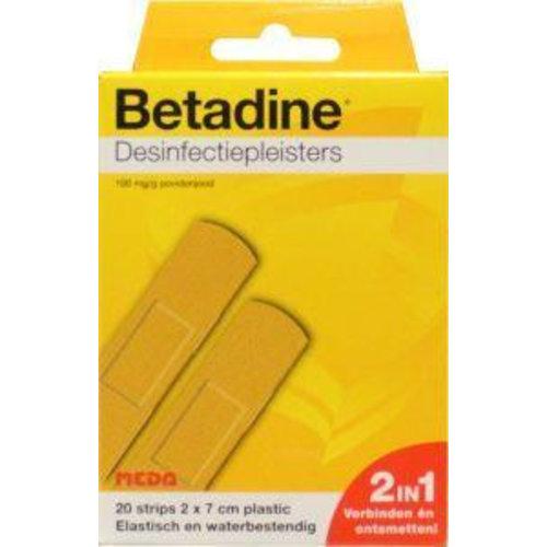 Betadine Betadine Desinfecterende pleisters (20st)