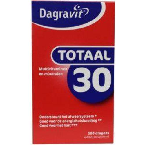 Dagravit Dagravit Totaal 30 (500drg)