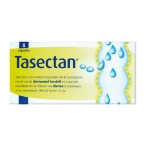 Tasectan capsules (8ca)