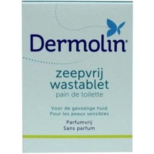 Dermolin Dermolin Zeepvrij wastablet (100g)