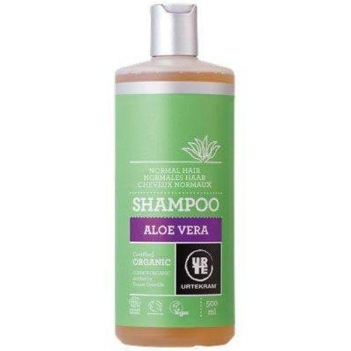 Urtekram Urtekram Shampoo aloe vera normaal haar (500ml)