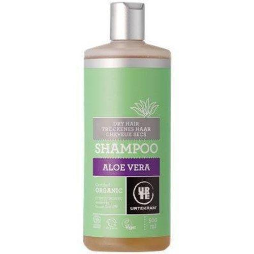 Urtekram Urtekram Shampoo aloe vera droog haar (500ml)