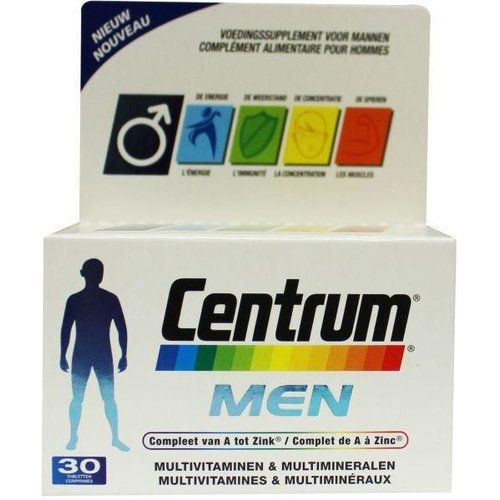 Centrum Centrum Men advanced (30tb)