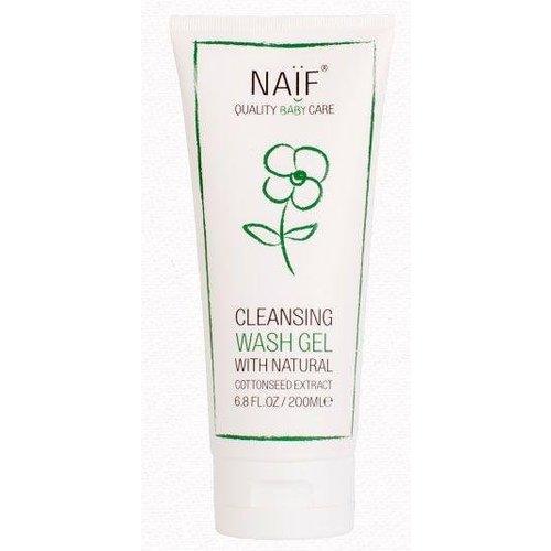 Naif Naif Baby cleansing wash gel (200ml)