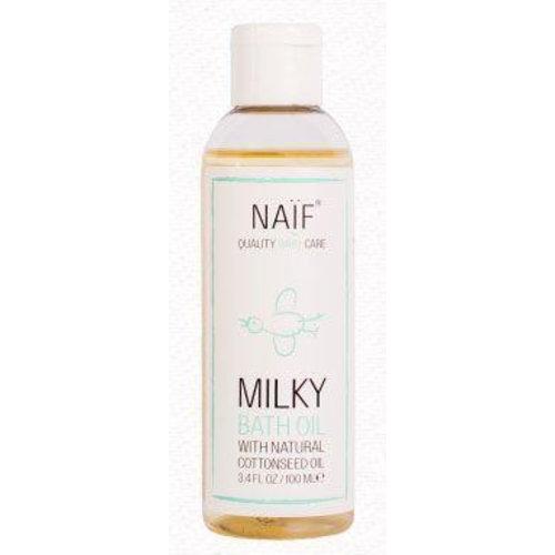 Naif Naif Baby milky bath oil (100ml)