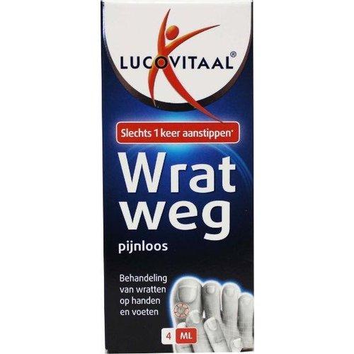 Lucovitaal Lucovitaal Wrat weg (4ml)