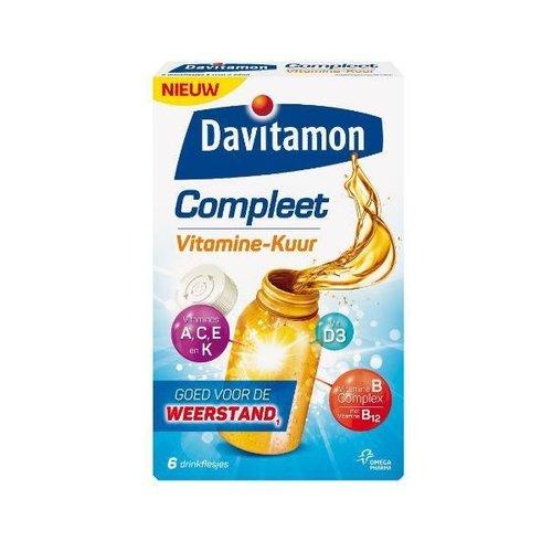 Davitamon Weerstand vitamine kuur (6st)
