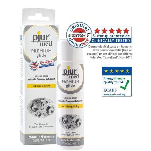 Pjur Pjur Med premium glide glijmiddel (100ml)