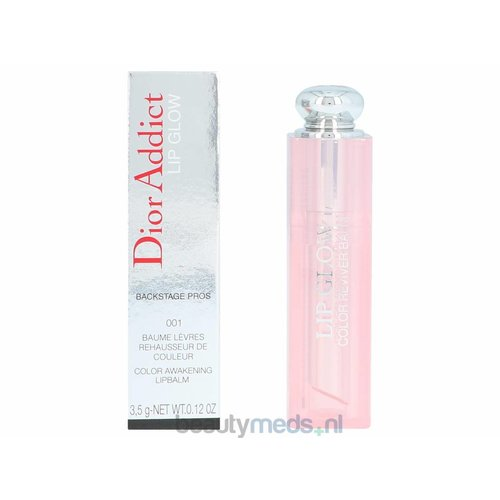 Dior Dior Addict Lip Glow Color Awakening Lipbalm (3,5gr) #001 Pink - Color Reviver Balm