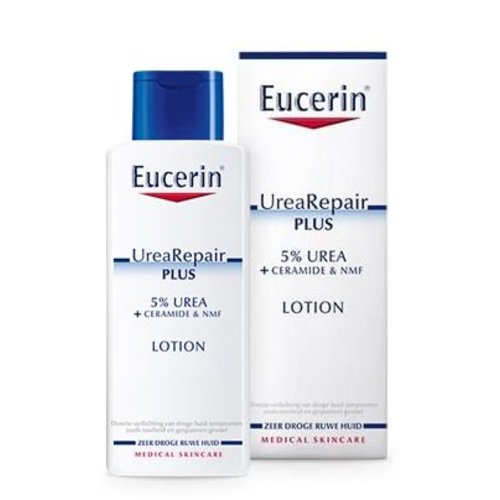 Eucerin 5% Urea repair plus lotion (250ml)