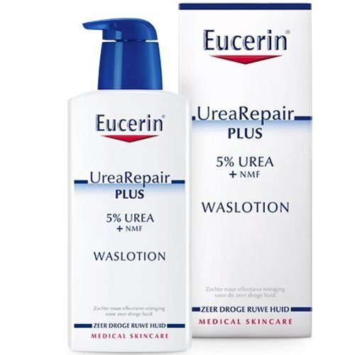 Eucerin 5% Urea plus waslotion (400ml)