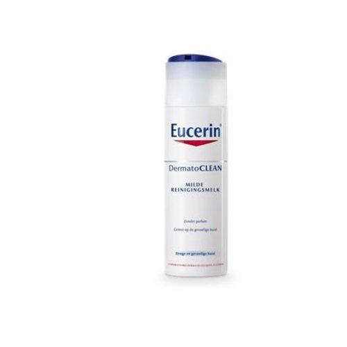 Eucerin Dermatoclean melk (200ml)