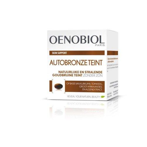 Oenobiol Paris Oenobiol Paris Skin support autobronze teint (30ca)